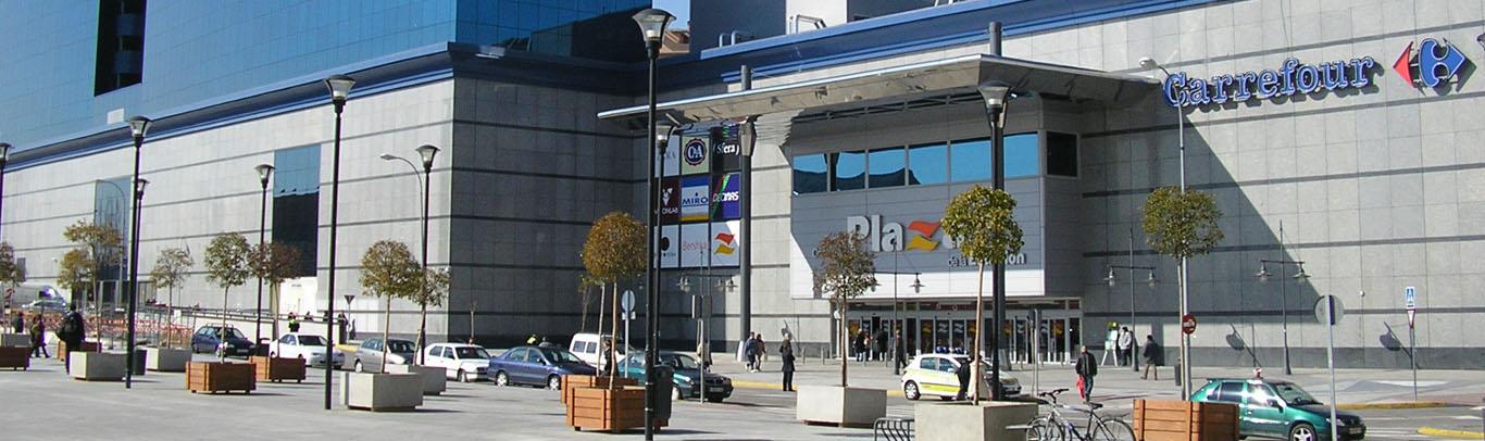 C. C. Plaza de la Estación