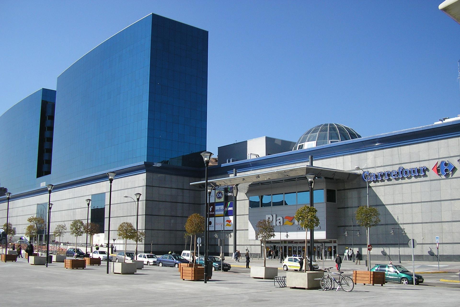 Centro Comercial Plaza de la Estación (Fuenlabrada)