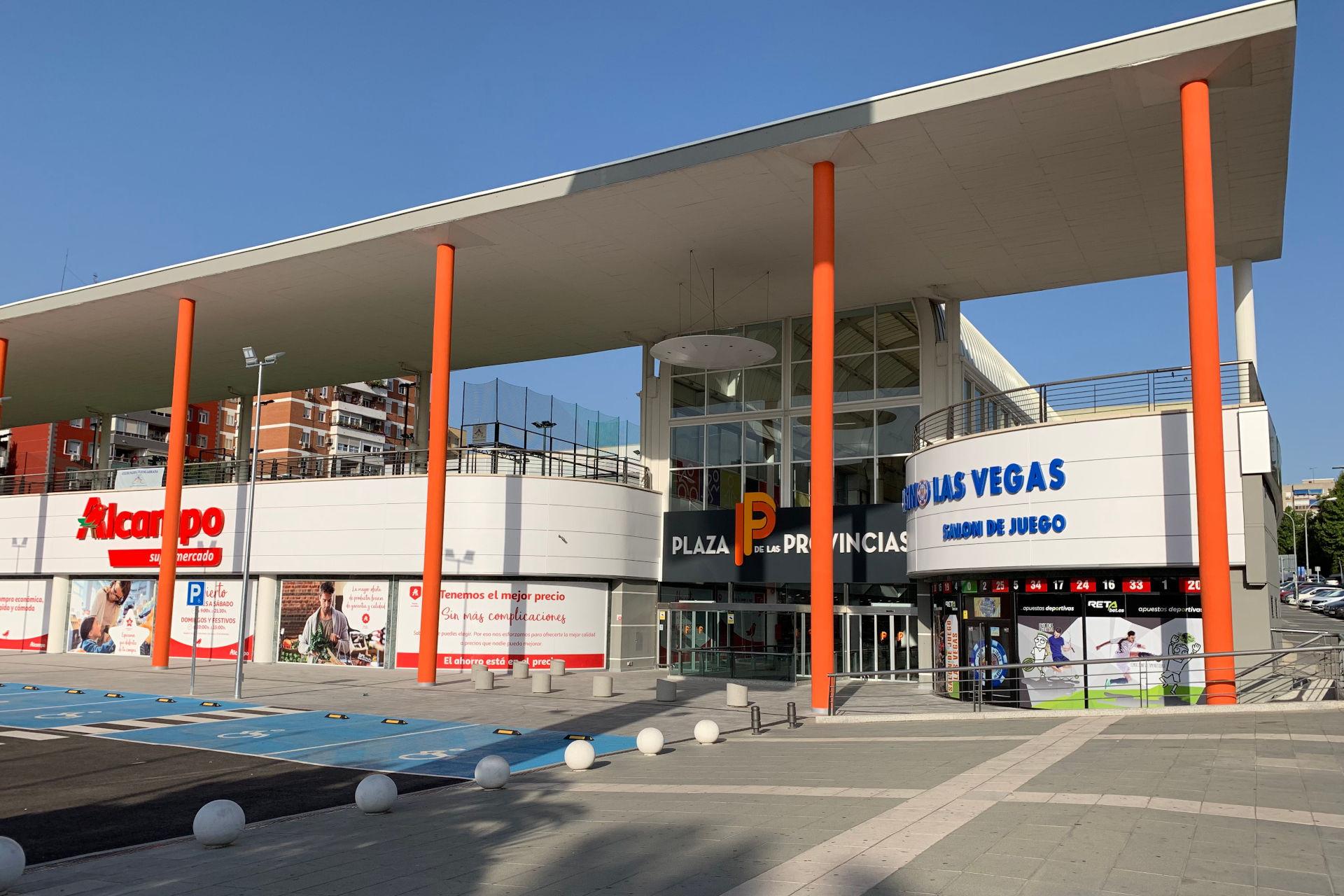 Centro Comercial Plaza de las Provincias (Fuenlabrada)