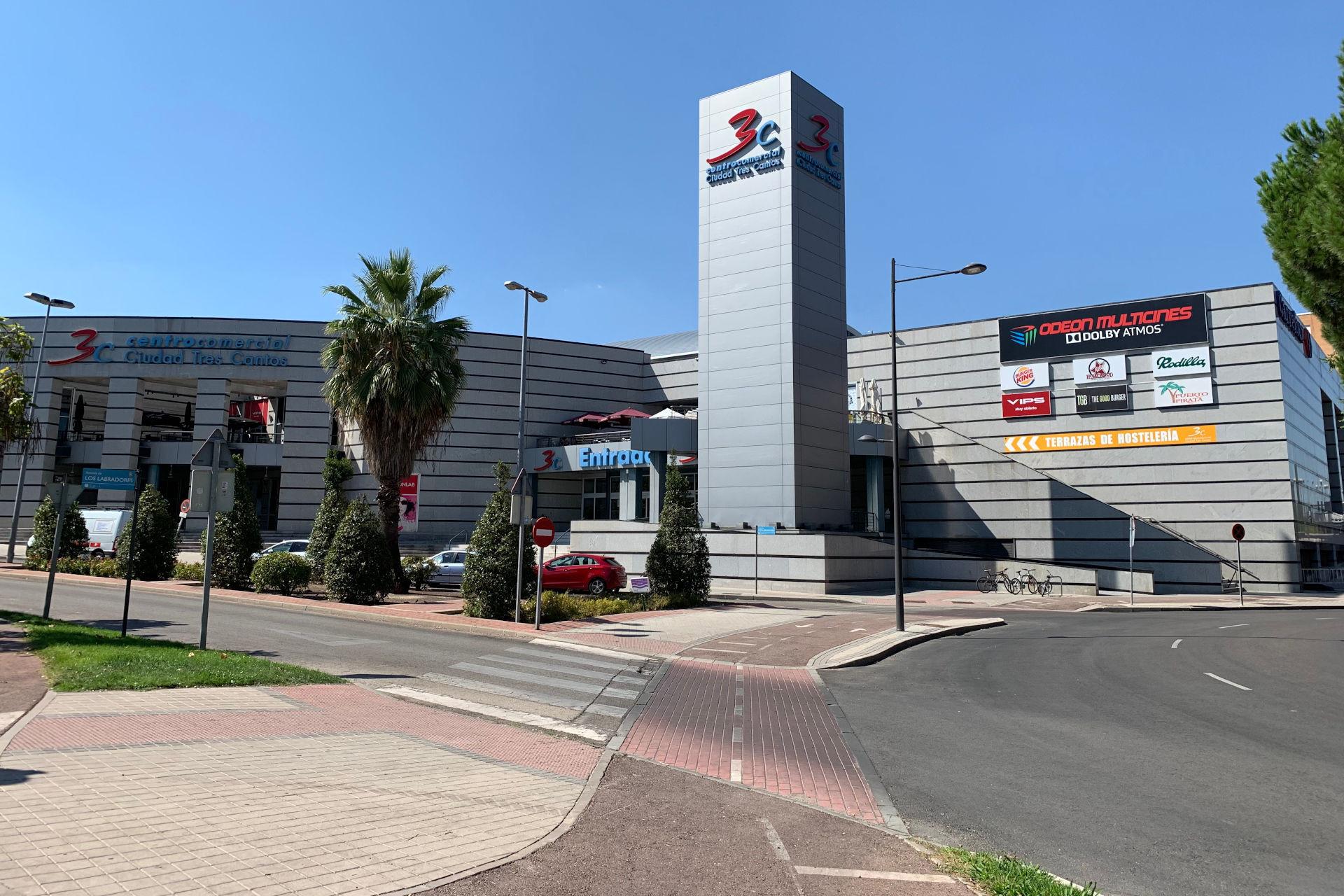 Centro Comercial Ciudad Tres Cantos (Tres Cantos)