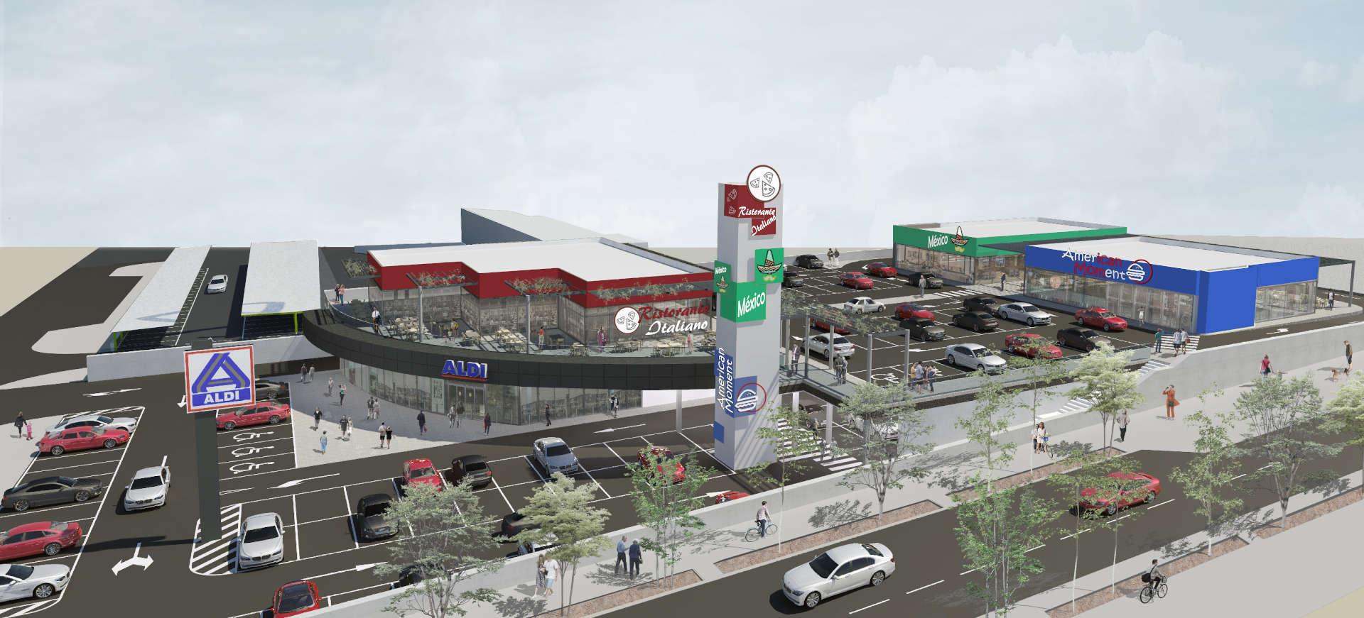 Desarrollo Comercial (Alcorcón)